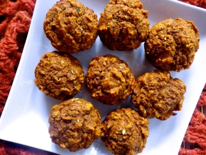 Pumpkin Baking Zucchini Pumpkin Muffins